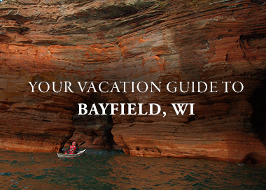 Vacation Guide to Bayfield WI