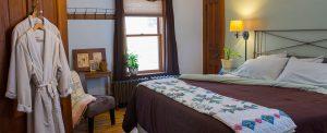room view of Holly's Room at the Pinehurst Inn